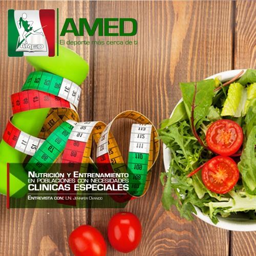 Podcast 165 AMED - La Importancia De Una Nutrición Adecuada Y El Entrenamiento