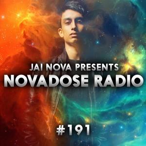 Jai Nova & Eben - Novadose Radio #191 2018-06-16 Artwork