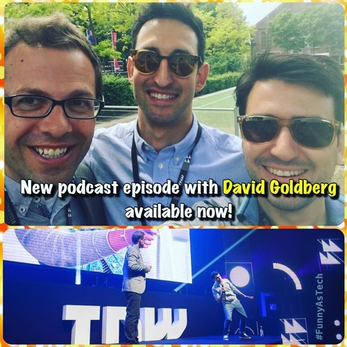 Ep32: David Goldberg talks about philanthropy & holding successful founders accountable