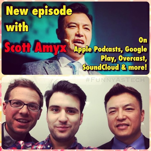 Ep27: Scott Amyx explains the future of quantum computing and how technology will change