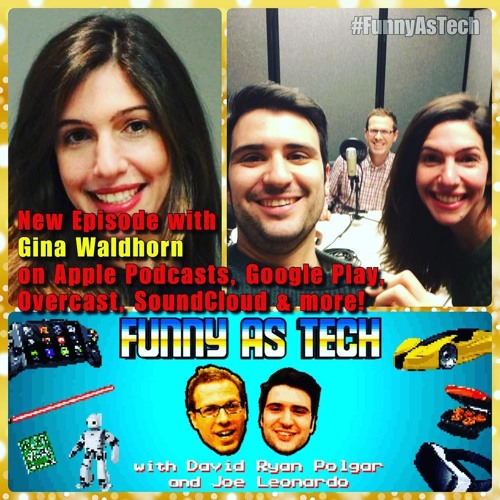 Ep24: Quirky's Gina Waldhorn discusses crowdsourced inventing!