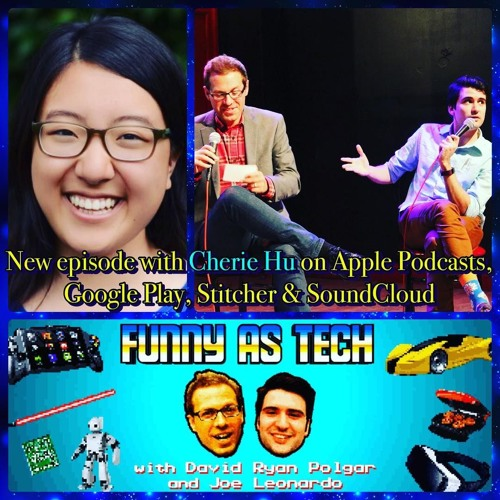 Ep19: Can live musicians be replaced with Holograms?! Interview with Billboard's Cherie Hu