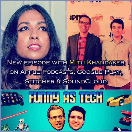 Ep18: Ethics with virtual assistants! Interview with Mitu Khandaker