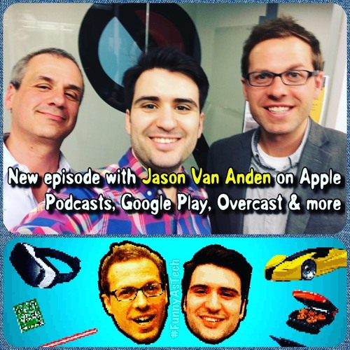 Ep31: Jason Van Anden talks social justice and technology's role