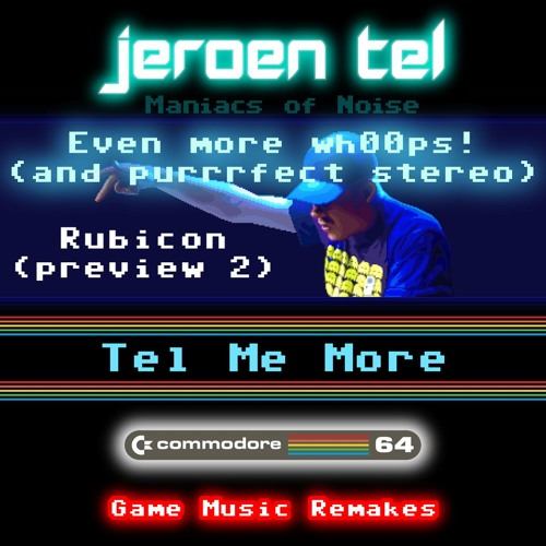 Jeroen Tel - Rubicon V22 (wh00p wh00p!)