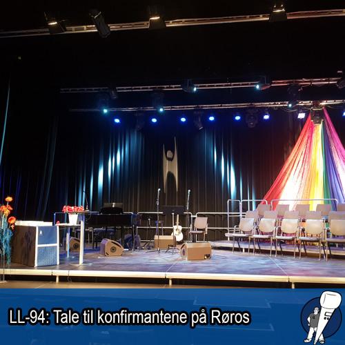 LL-94: Tale til konfirmantene på Røros