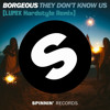 Borgeous - They Don't Know Us (LUM!X Hardstyle Remix)