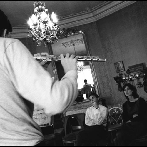Ravine - Mario Caroli - CD recording (SVaNA, SVN001, 2001)