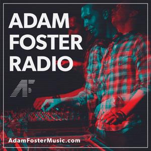 Adam Foster - Adam Foster Radio 014 2018-06-16 Artwork