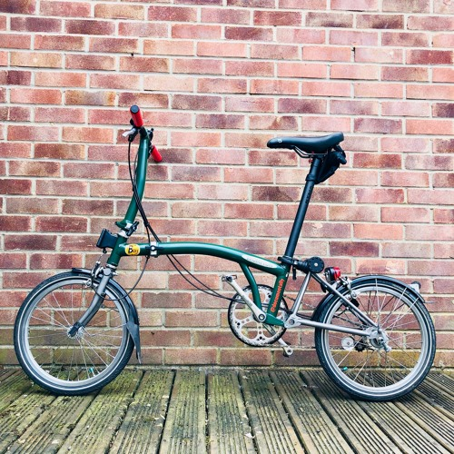 Lavalier Mics & Brompton Bikes