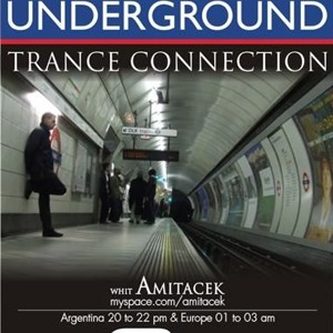 Amitacek - Underground Trance Connection 111 2018-06-15 Artwork