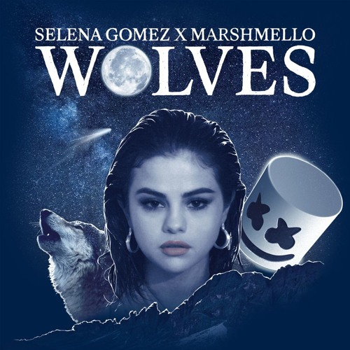 Selena Gomez & Marshmello - Wolves (Acapella) [Free Download