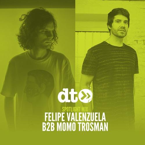 Spotlight Mix: Felipe Valenzuela B2B Momo Trosman (Moonland Festival)