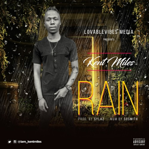 Kent Miles - Rain