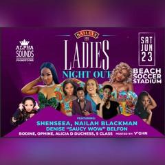 LADIES NIGHT BAHAMAS JUNE 23RD @ THE BEACH SOCCER STADIUM