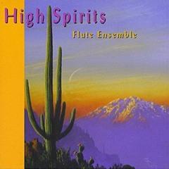 High Spirits Flute Ensemble - Night Vision