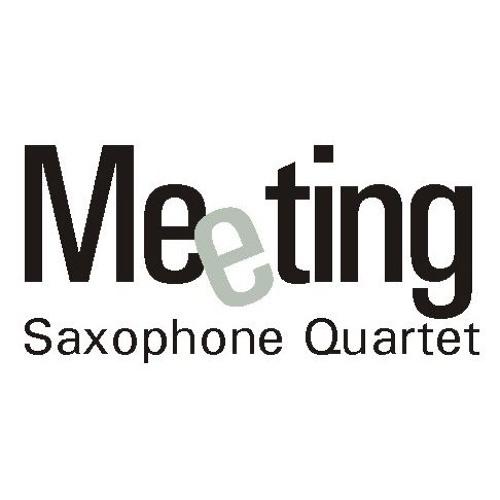 Meeting Saxophone Quartet · Venus (Lluís Vallès 2000)