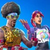 Fortnite (Epic Games) and Confetti - Right Now (From Fornite on Nintendo Switch Trailer)