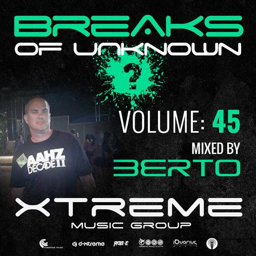 Breaks Of Unknown Vol. 45 - Berto