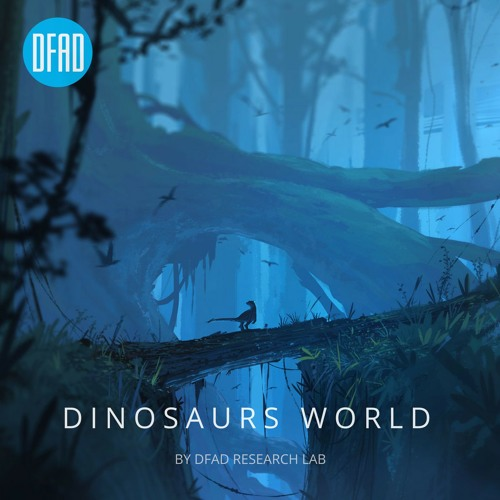 DFAD's Dinosaurs World - Early Jurassic Forest Demo | by DFAD Research Lab