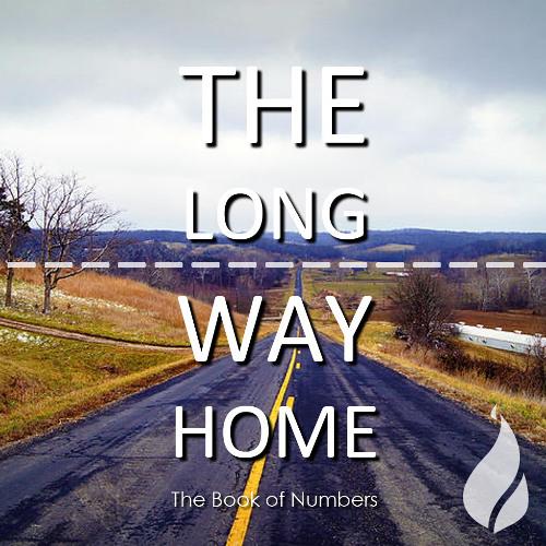 The Long Way Home // Numbers 25:1-13 (Bankstown 4pm, 17 Jun 2018)