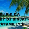 DJ PERFECT -BINJAI PUNYA  2018 [ BASS MIX PALING ENAK SEDUNIA ] BY R.E.Z.A  BREAKBEAT-