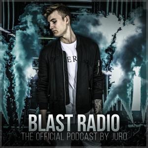 Juro - Blast Radio 019 2018-06-17 Artwork