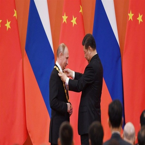 Russians Are Much Admired and Putin Is Loved by the Chinese, for Good Reasons. C. Rising R. Sinoland