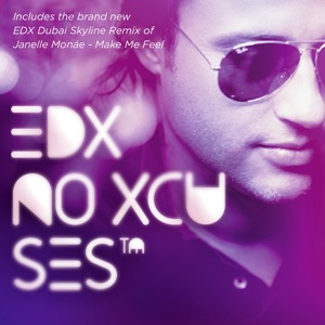 EDX - No Xcuses 382 2018-06-17 Artwork