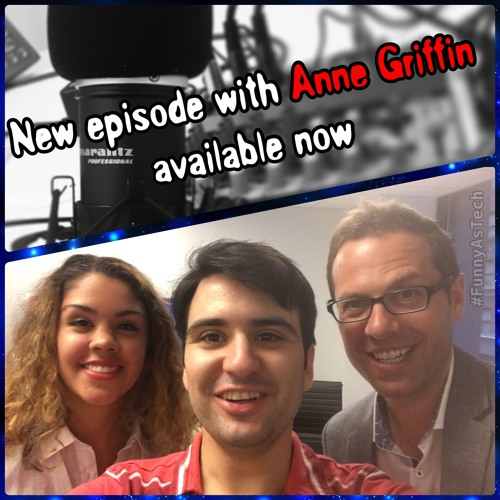 """Ep39: Anne Griffin asks, """"Can we trust Crypto?"""""""