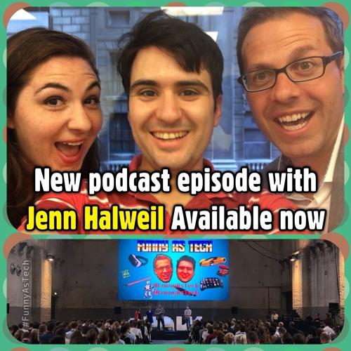 Ep43: Jenn Halweil is getting more women in STEM