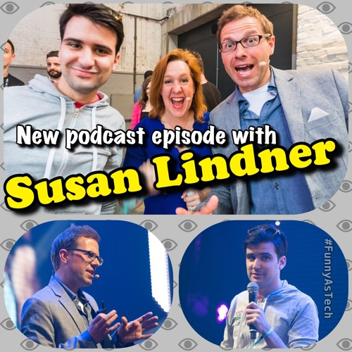 Ep33: Susan Lindner explains how a company's authenticity is the key to engaging their employees