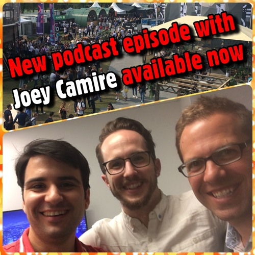 Ep41: Joey Camire explains the impact of tech on culture, business, and relationship