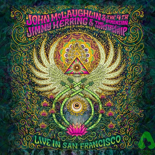 John McLaughlin & Jimmy Herring with The 4th Dimension and The Invisible Whip