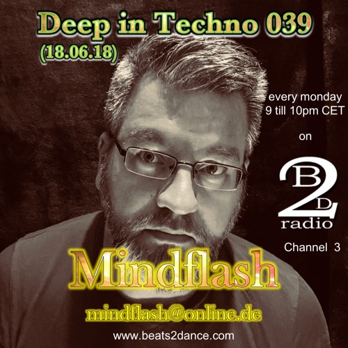 Deep in Techno 039 (18.06.18)