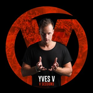 Yves V - V Sessions 156 2018-06-17 Artwork