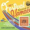 Promo del 38vo Festival Nacional de la Hamaca