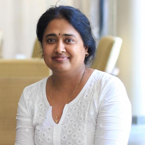 Podcast with Prof. Sreelaja Nair