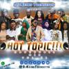 DJ KEINO TRENSETTA - HOT TOPIC (NEW DANCEHALL MIX) VOL 30 [CLEAN] - JUNE 2018 - FULL
