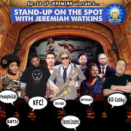 JW Ep 24- Stand-Up On The Spot (Oakerson, Irrera, Sklar Bros, Sloan, Normand)