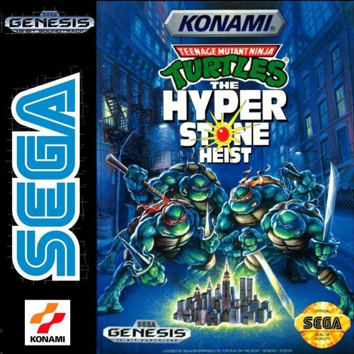 turtles hyperstone heist