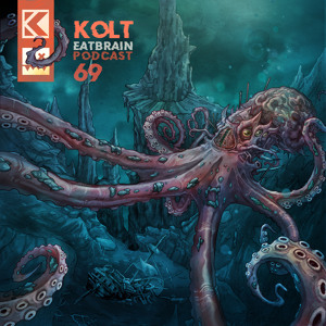 Kolt - Eatbrain Podcast 069 2018-06-18 Artwork