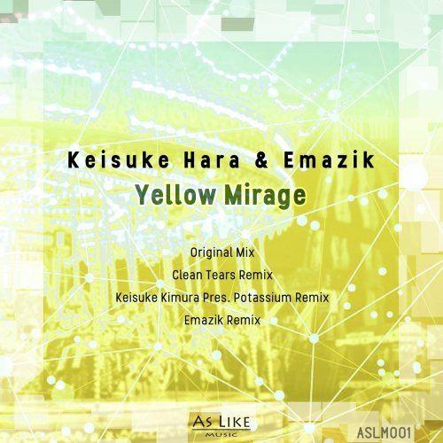 ASLM001 - Keisuke Hara & Emazik - Yellow Mirage E.P [ASLM001]