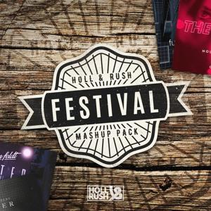 Holl Rush - Festival Mashup Pack 2018-06-18 Artwork