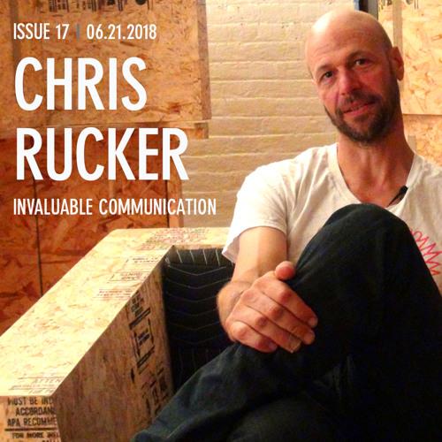 Chris Rucker; Artist, Designer and Builder