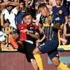 Los clásicos más picantes del fútbol argentino Portada del disco