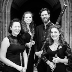 LIVE: Trialogue no. 3 for flute, oboe and bassoon by Liz Sharma