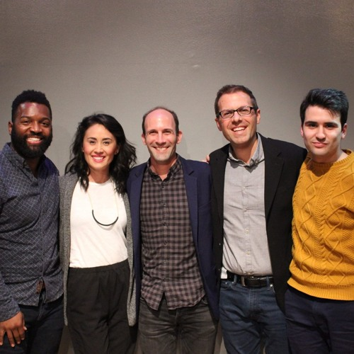 Ep5: Diversity in the tech industry! LIVE with Baratunde Thurston, Anneke Jong & Scott Hartley