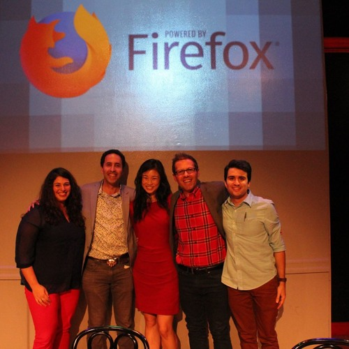Ep4: [POWERED BY FIREFOX] LIVE show: What Is the Future of the Internet?!