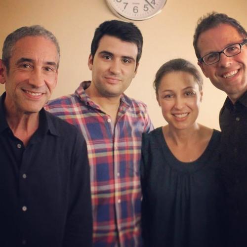 Ep2: Live show with Douglas Rushkoff and Manoush Zomorodi